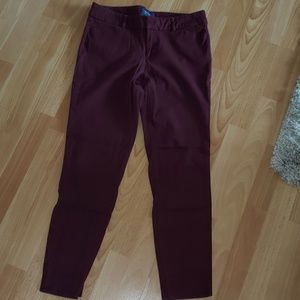 Old navy mid rise pixie